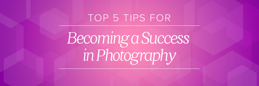 success photography tips for wedding photographers
