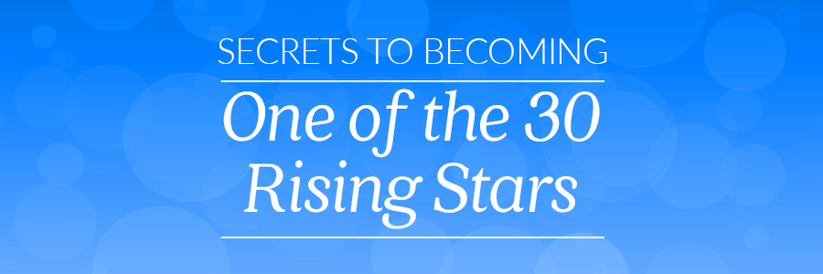 rangefinder magazine 30 rising stars