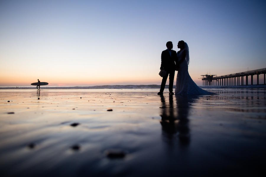 wedding beach image