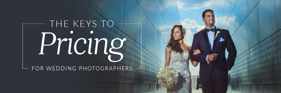 The Keys to Pricing for Wedding Photographers Guide