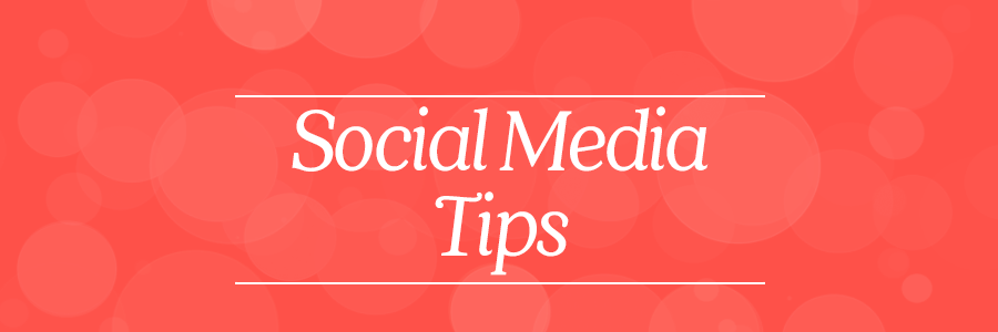 social media photography tips