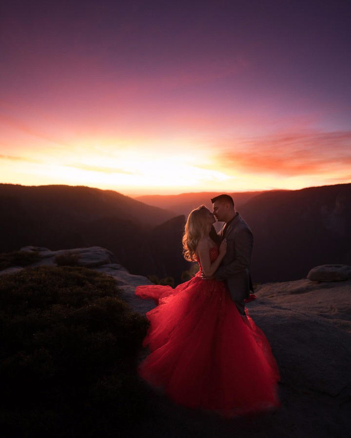 Top-liked Wedding Photos