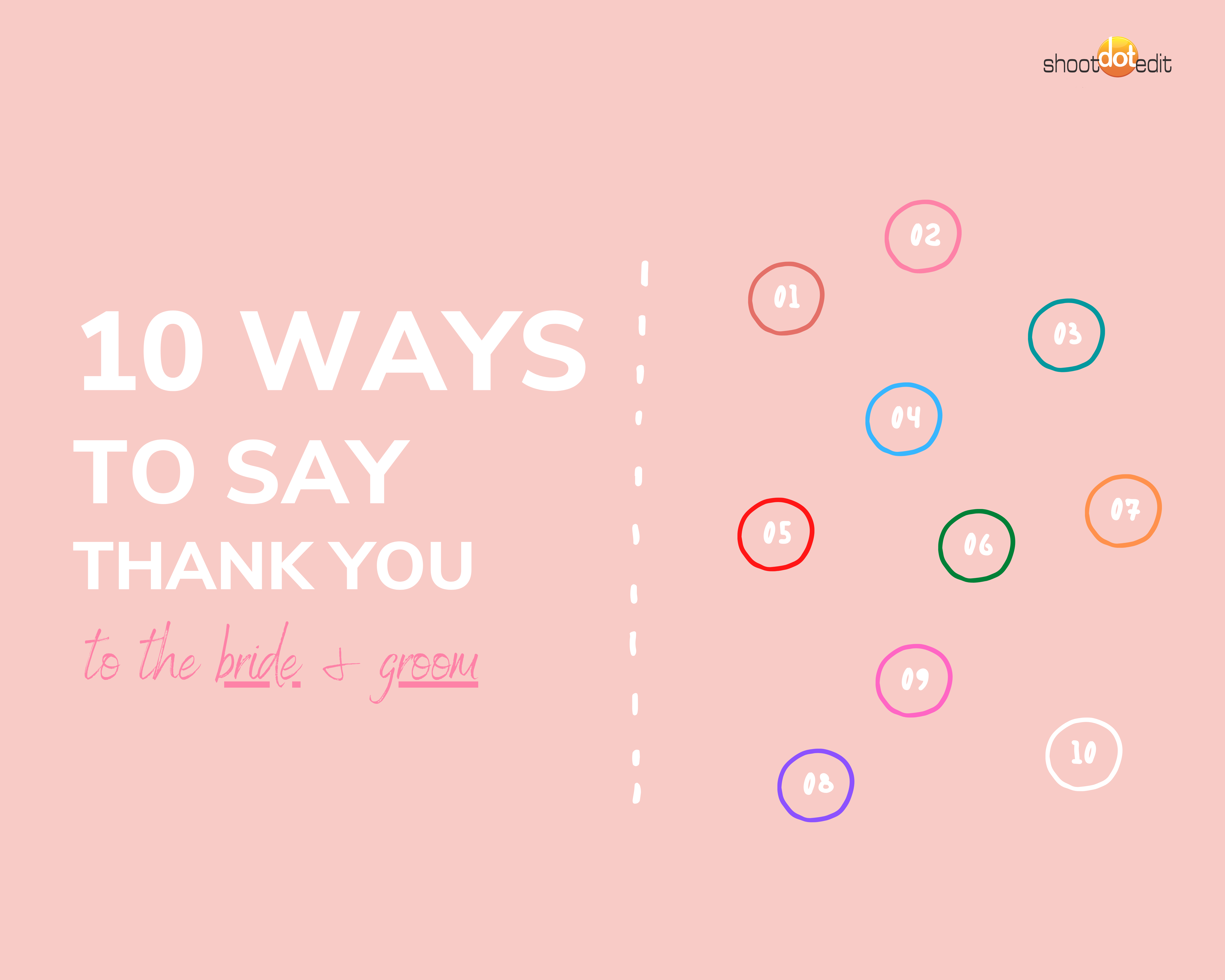 Ways to Say Thank You