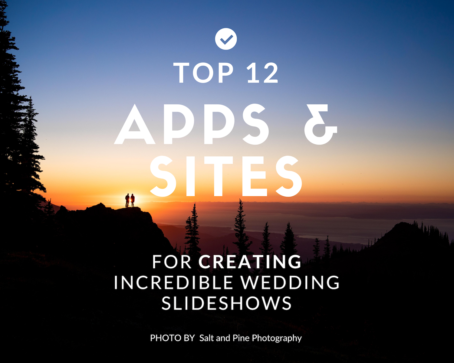 Create & Share Wedding Slideshows