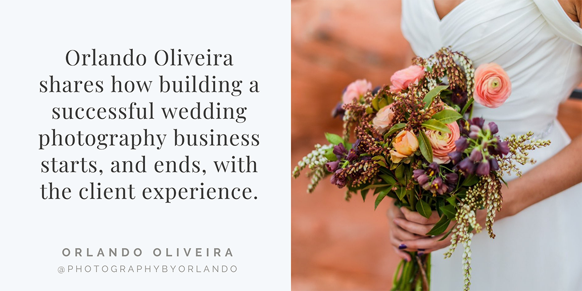 Nail the Client Experience: Featuring Orlando Oliveira
