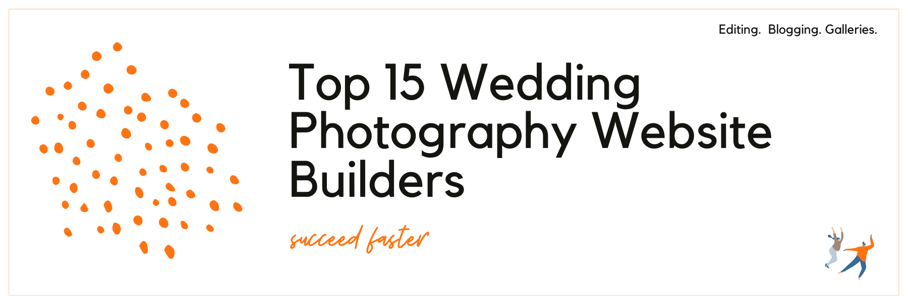 Top 15 Wedding Photography Website Builders