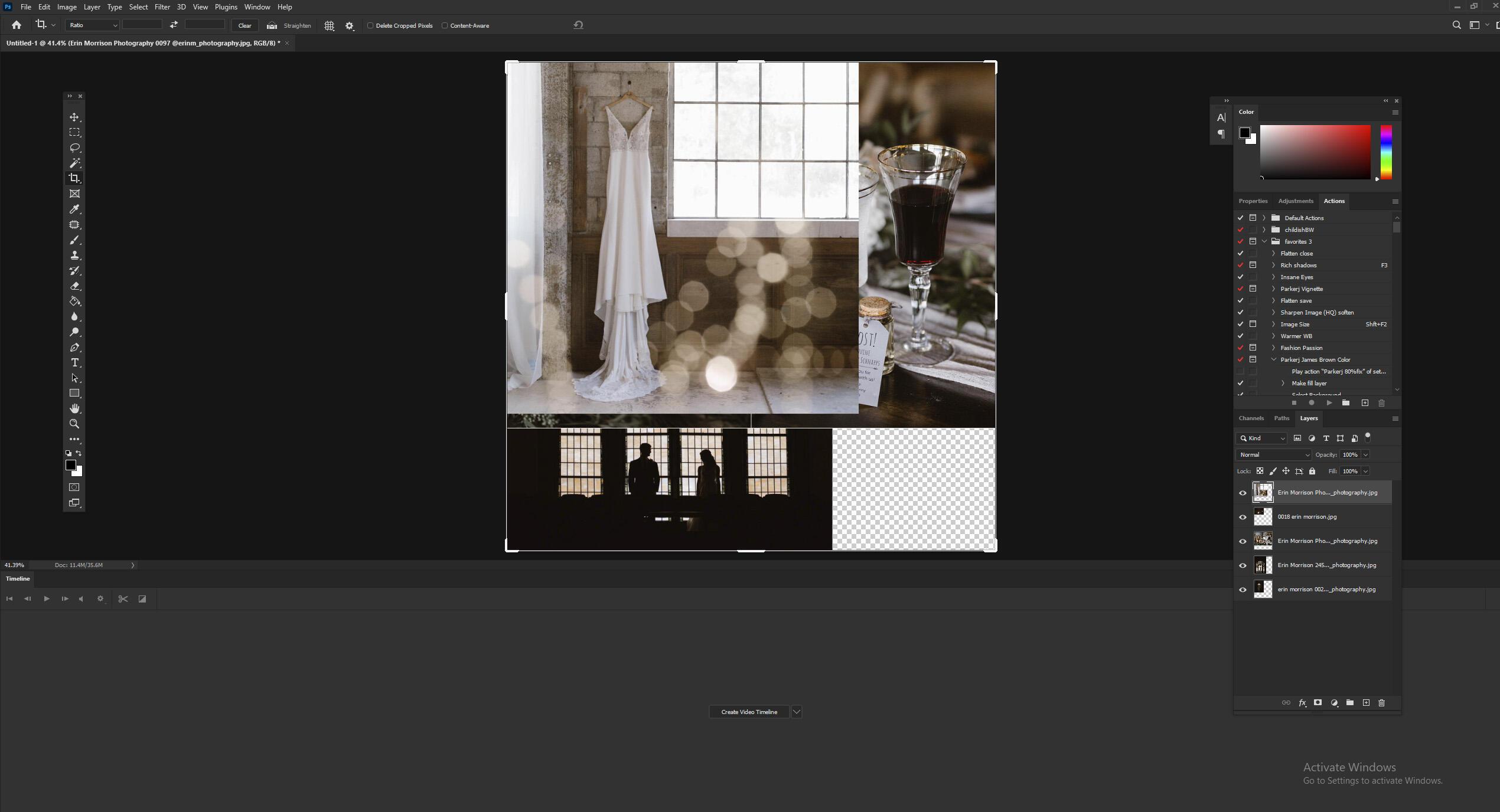 Creating GIFs