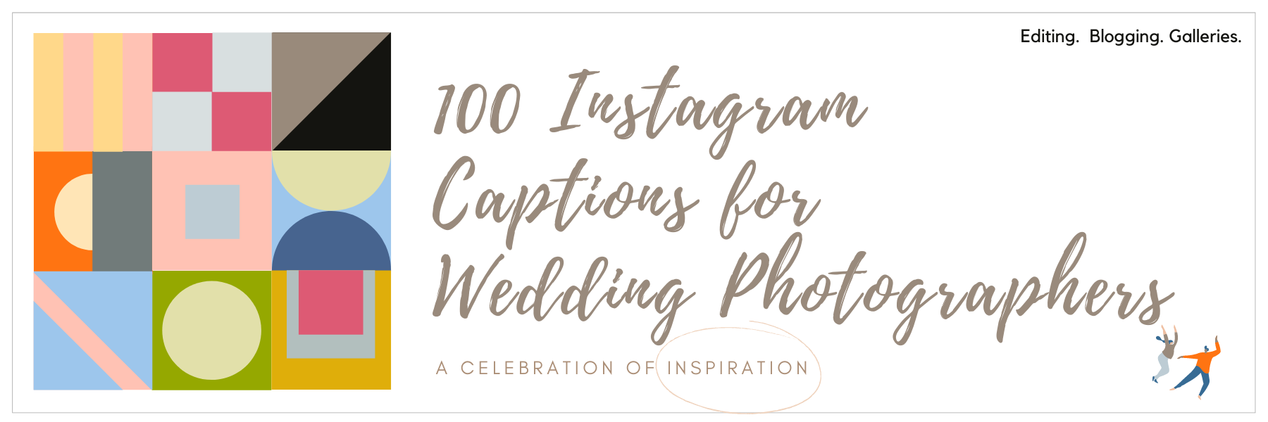 100 Instagram Captions for Wedding Photographers
