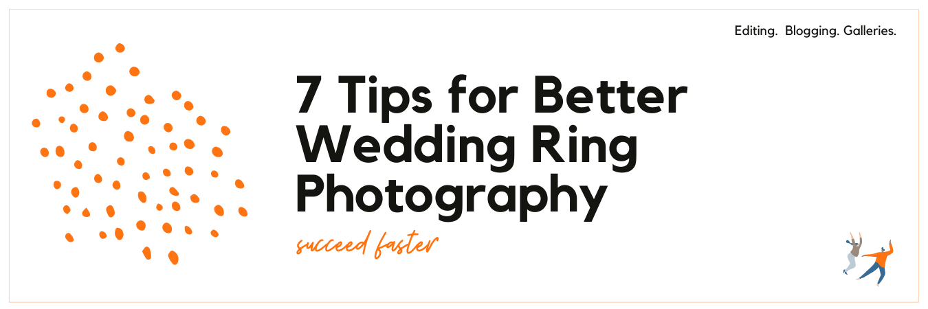 7 Tips for Better Wedding Ring Photography