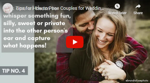 posing tips for couples video screenshot