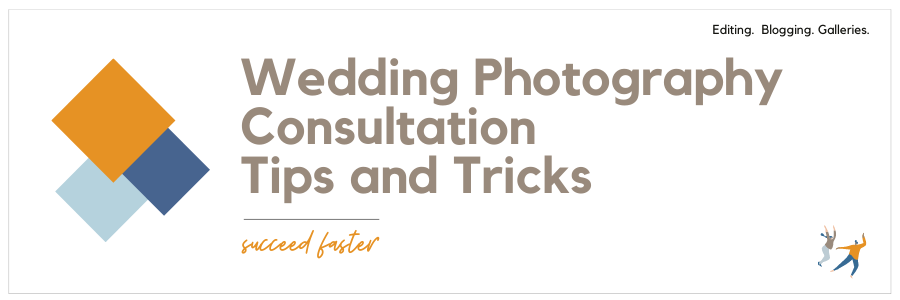 Infographic - Wedding Photography Consultation Tips and Tricks